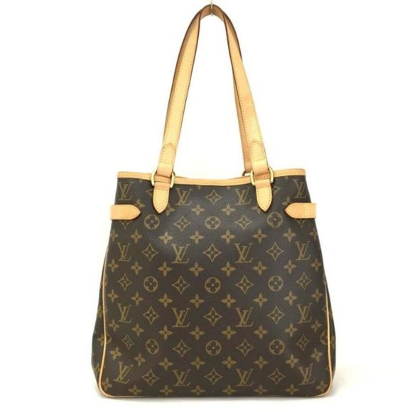 Louis Vuitton Handbags - 100% Auth Louis Vuitton Batignolles Tote Bag